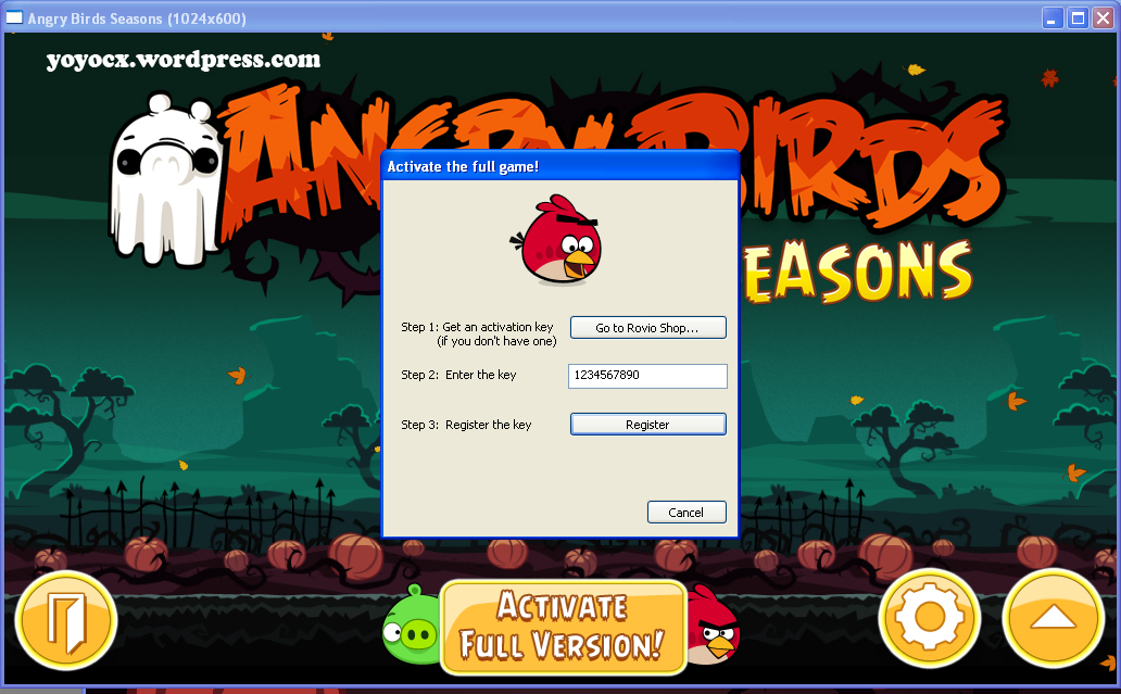 Angry Birds Season Pc Game Free Download Yoyoc In Site